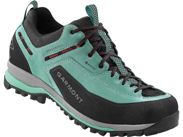 Garmont Dragontail Tech GTX Shoes Women red/green